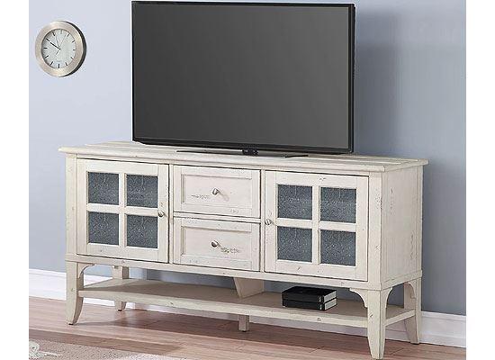 "HILTON 63"" TV Console by Parker House furniture"