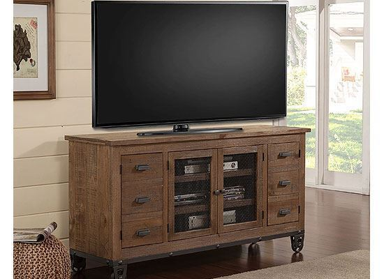 LAPAZ 63 in. TV Console by Parker House furniture