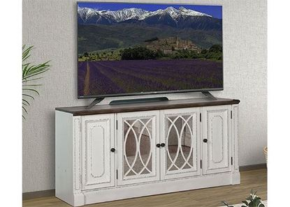 Provence 63 in. TV Console by Parker House furniture
