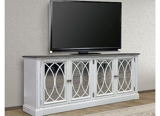PROVENCE 84 in. TV Console  PRO#84 by Parker House furniture