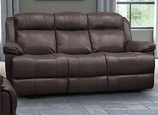 ECLIPSE - FLORENCE BROWN Power Sofa (MECL#832PH-FBR) by Parker House furniture