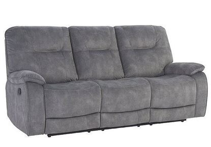 COOPER - SHADOW GREY Triple Reclining Sofa - MCOO#833-SGR by Parker House furniture