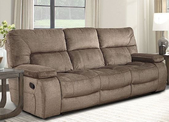 CHAPMAN - Drop Down Console Sofa MCHA#834 by Parker House furniture