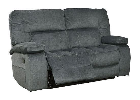 CHAPMAN Manual Reclining Loveseat MCHA#822 by Parker House furniture