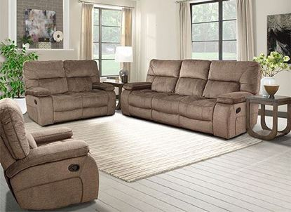 CHAPMAN - Manual Reclining Collection MCHA-321 by Parker House furniture