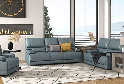 WHITMAN VERONA Azure Reclining Collection MWHI-321PH by Parker House furniture