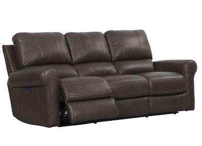 TRAVIS - VERONA BROWN Power Sofa MTRA#832PH-VBR by Parker House furniture