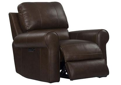 TRAVIS - VERONA BROWN Power Recliner MTRA#812PH-VBR by Parker House furniture