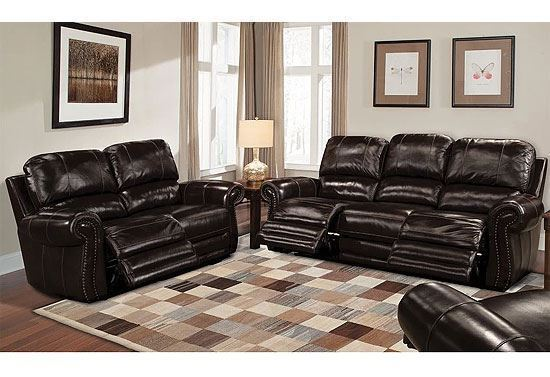 Picture of Thurston HAVANA Power Reclining Collection - MTHU#321P-HA