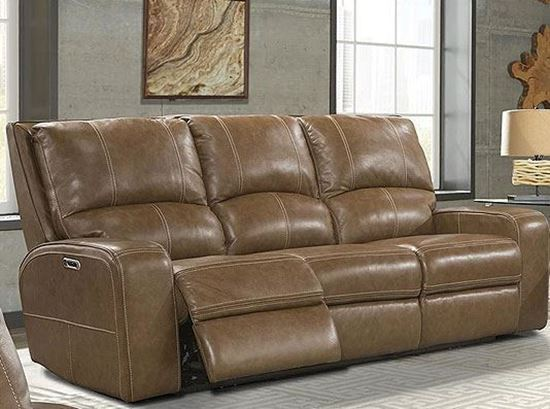 SWIFT Bourbon Power Sofa - MSWI#832 by Parker House furniture