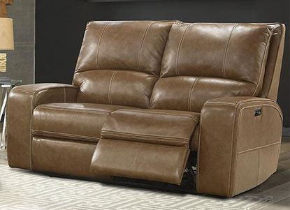 Swift Bourbon Power Loveseat - MSWI#822PH by Parker House furniture
