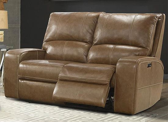 Swift Bourbon Power Loveseat - MSWI#822PH by Parker House furniture