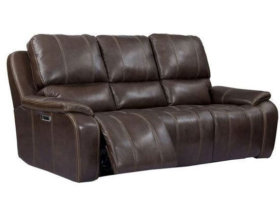 POTTER - WALNUT Power Sofa (MPOT#832PH-WAL) by Parker House furniture
