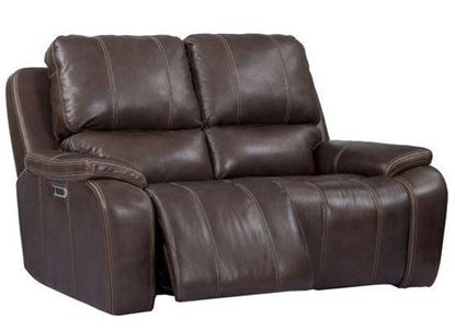 Potter Collection - WALNUT Power Loveseat (MPOT#822PH-WAL) by Parker House furniture