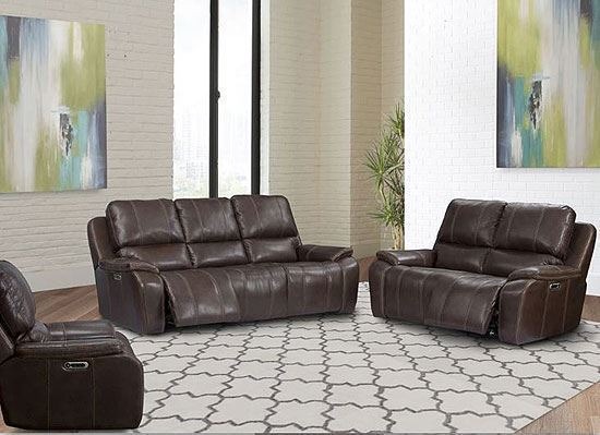 POTTER - WALNUT Power Reclining Collection by Parker House furniture