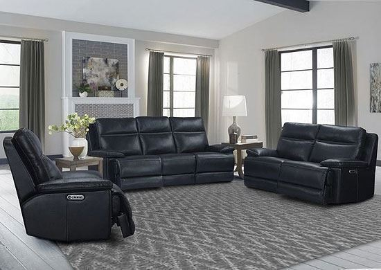 Paxton Navy Power Collection (MPAX-321PHL-NAV) by Parker House furniture