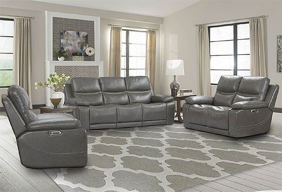 Picture of PALMER - GREIGE Power Reclining Collection