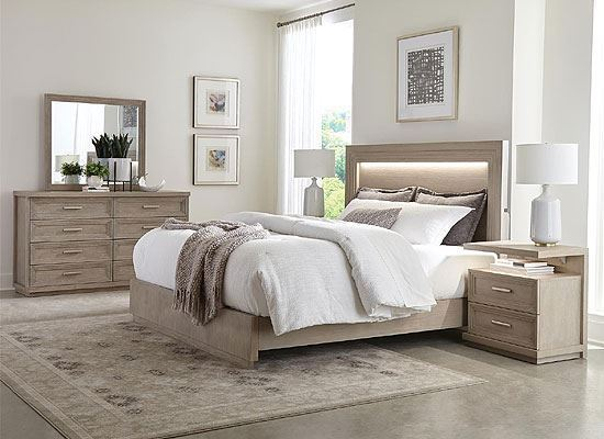 Cascade Bedroom Collection by Riverside furniture