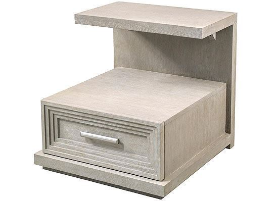 Cascade Side Table  73408 by Riverside furniture