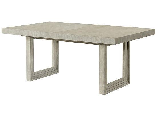 Cascade Rectangular Dining Table (73449-73452) by Riverside furniture