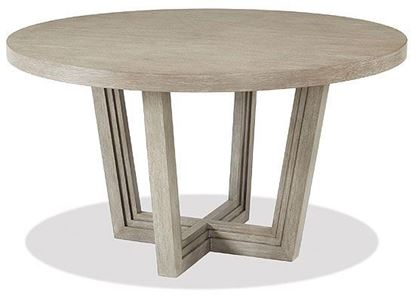 Cascade Round Dining Table (73450-73451) BY Riverside Furniture