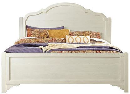 Grand Haven Panel Bed by Riverside furniture