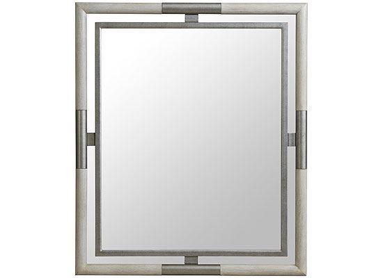 Maisie Mirror - 50261 by Riverside furniture