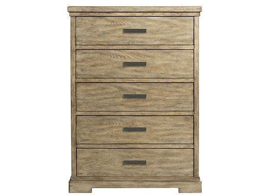 Milton Park 5-Drawer Dresser - 18665 by Riverside furniture