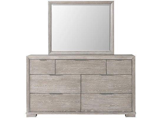 Remington Dresser - 78060 by Riverside furniture