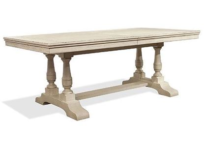 "Aberdeen 80"" Rectangular Dining Table - 21254 by Riverside furniture"