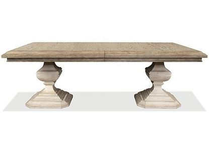 Elizabeth Rectangular Dining Table (71651-71950) by Riverside furniture