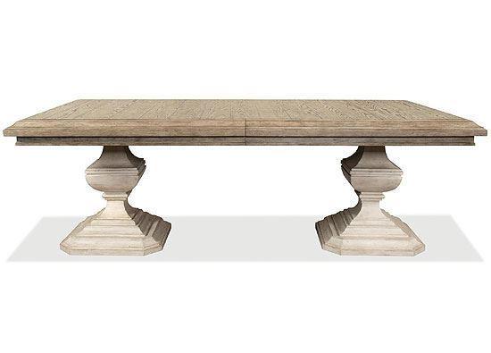 Elizabeth Rectangular Dining Table (71651-71950) by Riverside furniture