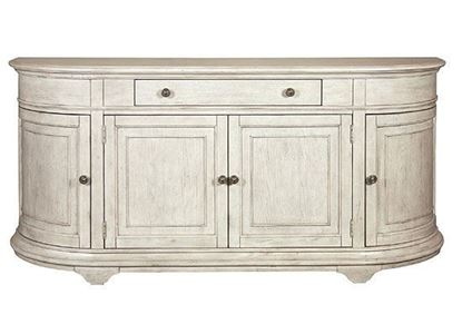 Elizabeth Demilune Buffet - 71646 by Riverside furniture