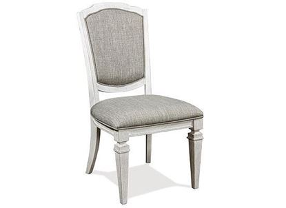 Elizabeth Upholstered Side Chair - 71656 by Riverside furniture