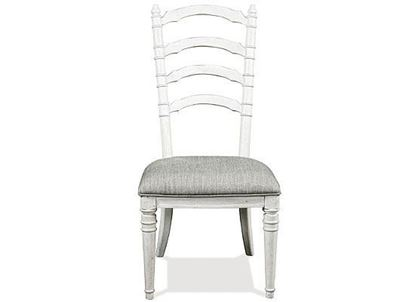 Elizabeth Ladder Back Side Chair - 71658 by Riverside furniture