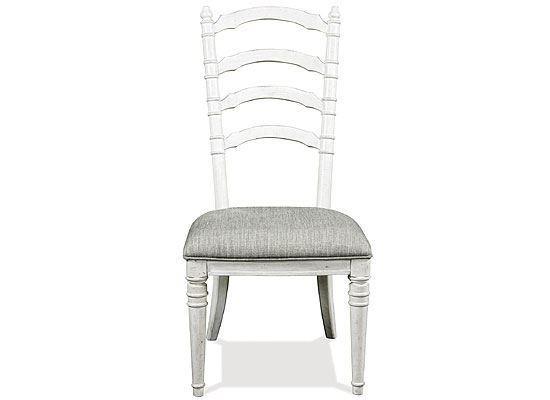 Elizabeth Ladder Back Side Chair - 71658 by Riverside furniture
