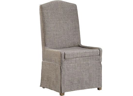 Elizabeth Upholstered Hostess Chair - 71949 by Riverside furniture