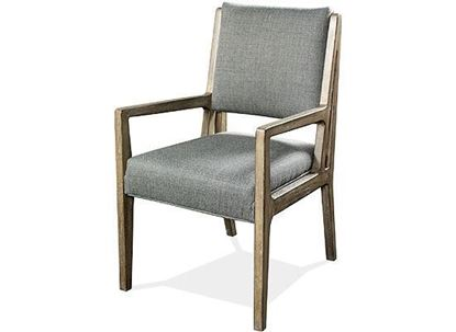 Milton Park Upholstered Arm Chair - 18657 by Riverside furniture