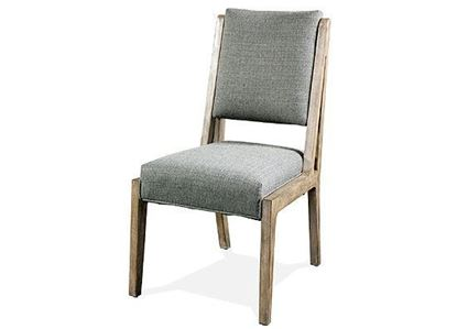 Milton Park Upholstered Side Chair - 18656 by Riverside furniture
