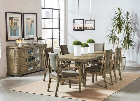 Milton Park Formal Dining Collection by Riverside furniture