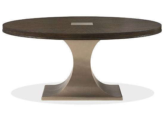 Monterey Oval Dining Table - 39451 by Riverside furniture