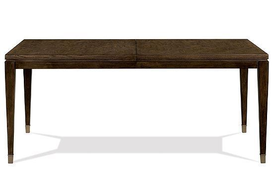 Monterey Rectangular Dining Table - 39452 by Riverside furniture