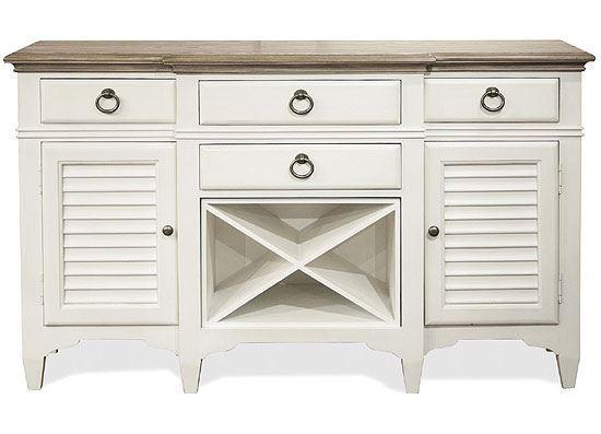 Myra Buffet Server - 59556 by Riverside furniture