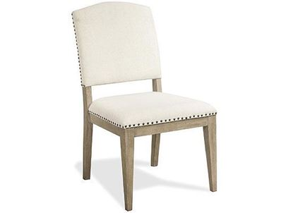 Myra Upholstered Side Chair - 59452 by Riverside furniture