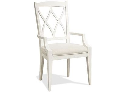 Myra XX-Back Upholstered Arm Chair - 59398 by Riverside furniture