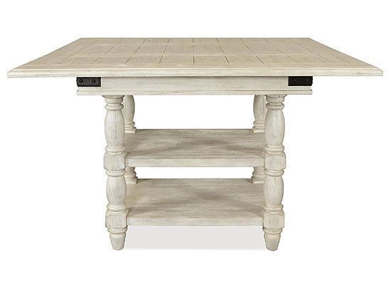 Regan Counter Height Dining Table - 27351 by Riverside furniture