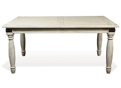 Regan Rectangular Dining Table - 27350 by Riverside furniture