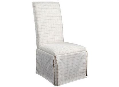 Rosemoor Upholstered Slipcover Chair - 73259 by Riverside furniture