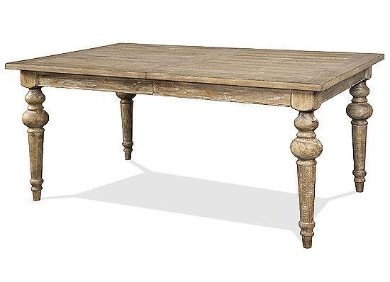Sonora Dining Table - 54950 by Riverside furniture