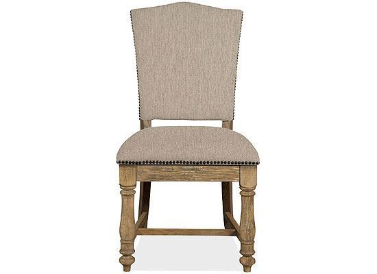 Sonora Upholstered Side Chair - 54958 by Riverside furniture